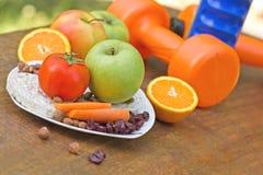 Modo adeguato alla vita sana Immagini Stock