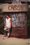 Modo adolescente Immagini Stock Libere da Diritti