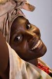 Modo africano Immagini Stock