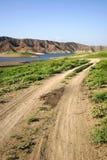 Modo al bacino idrico di Azat Fotografie Stock