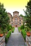 Modo al tempio Salonicco Fotografia Stock
