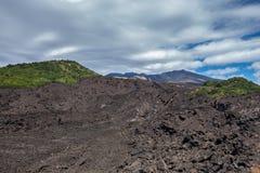 Modo all'Etna Immagini Stock Libere da Diritti