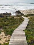 Modo alla spiaggia 3 Immagine Stock Libera da Diritti