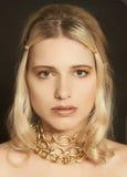 Modo-bellezza Miriam Fotografia Stock