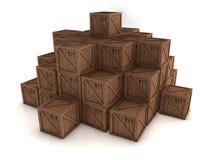 Modo de concepto de la salida (aislado) Imagen de archivo libre de regalías