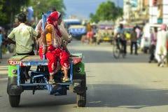 Modo de transporte Fotos de Stock Royalty Free