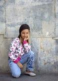 Modo dei bambini fotografia stock libera da diritti