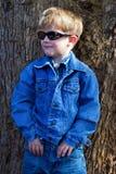 modo dei bambini Fotografia Stock
