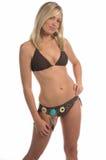 Modo del bikini Immagini Stock