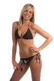 Modo del bikini Fotografia Stock Libera da Diritti