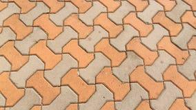 Modo del pavimento Immagine Stock Libera da Diritti