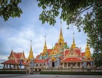 Modo del tempio Fotografie Stock