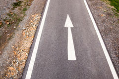 Modo della bicicletta Immagini Stock Libere da Diritti
