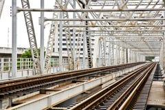 Modo della ferrovia fotografia stock libera da diritti