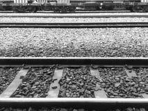 Modo della ferrovia Immagine Stock