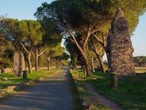 Modo di Appian Fotografie Stock Libere da Diritti