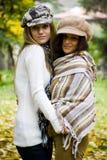 Modo di autunno Fotografia Stock