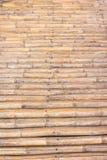 Modo di bambù della passeggiata, fondo naturale dei modelli fotografia stock