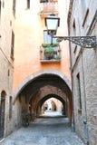 Modo di Ferrara fotografia stock