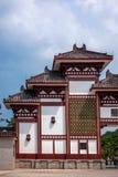Modo di Sanya Nanshan Buddhism soltanto Immagini Stock
