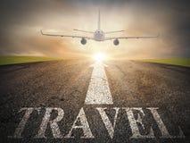 Modo di viaggio fotografie stock libere da diritti