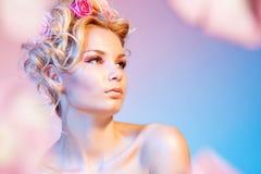 Modo do amor Imagens de Stock Royalty Free