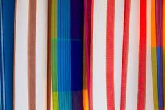 Modo e fondo colorato della coperta Immagine Stock
