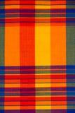 Modo e fondo colorato della coperta Fotografia Stock