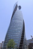 Contemporary architecture Japan. Modo Gakuen Spiral tower in Nagoya Japan Stock Images