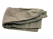 Modo: Pantaloni del bambino immagine stock