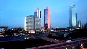 Modren возвышается Стамбул Стоковое Изображение RF