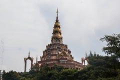 Modren buddyjski kościół Zdjęcie Royalty Free
