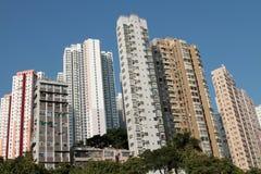 Modren budynki Obraz Stock