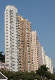 Modren byggnader Arkivfoto