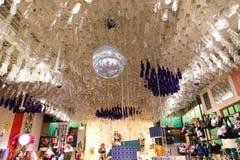 Modren mall in Barcelona Stock Image