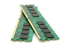 moduły pamięci komputera Zdjęcie Royalty Free