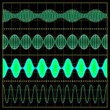 Modulación de amplitud libre illustration