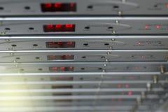 Modulación del sistema de televisión fotografía de archivo libre de regalías