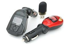 Modulador de FM Imagens de Stock