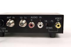 Modulador del RF Imagenes de archivo