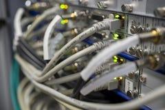 Modular DVB to IP gateway system for IPTV headends encoders