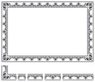 Modular frame Stock Photography
