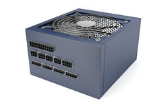 Modular power supply Stock Photography