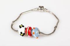 Modular woman's bracelet Stock Images