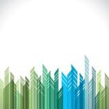 Module coloré abstrait illustration de vecteur