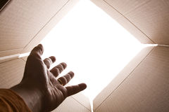 module d'évasion Photos libres de droits