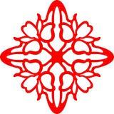 Module 5 d'abstraction de Cattleya Photos libres de droits