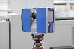 module de balayage à laser 3d Photo stock
