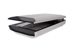Module de balayage à plat d'isolement sur le blanc image stock