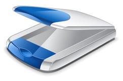 Module de balayage illustration de vecteur